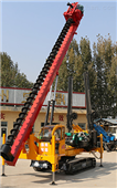 BD10型CFG螺旋打樁機