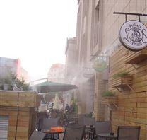 北京酒吧喷雾降温设备