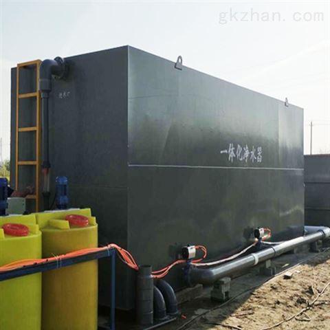 云南普洱社区生活用水一体化净水器结构图片