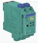 操作便捷的倍加福P+F频率信号转换安全栅