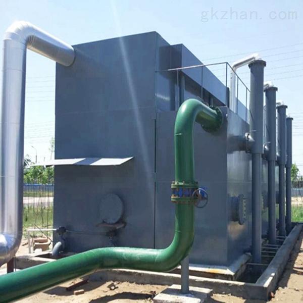 甘肃白银全自动一体化净水器净化装置新报价