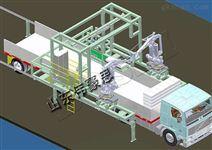 袋裝化肥全自動裝車機 裝卸車設備哪家好
