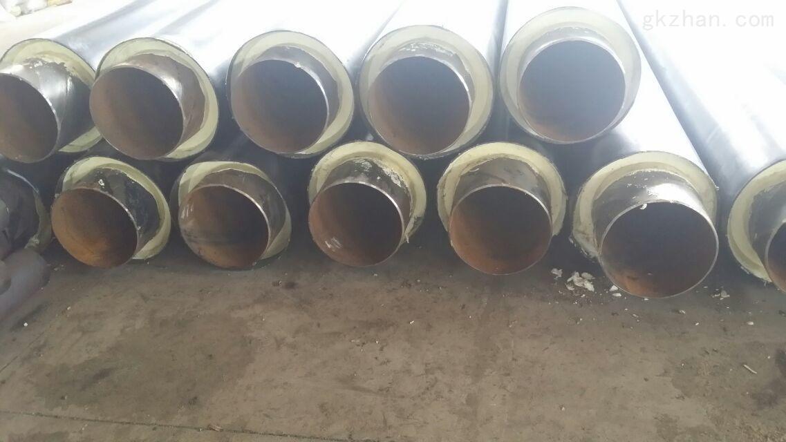 江苏淮安钢套钢蒸汽保温管、聚氨酯直埋管