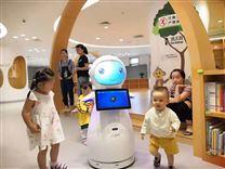 供應六安图书馆迎宾教育讲解機器人