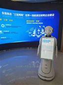 青海人民行政大厅政务迎宾接待机器人