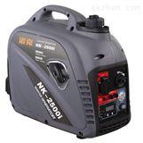 诺克2500W静音变频汽油发电机手提