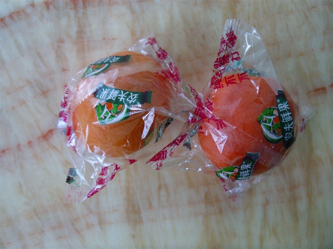 眉山柑橘包装机/单个柑橘包装机