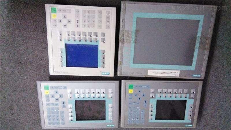 西门子触摸屏运行一段时间白屏死机