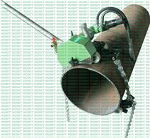 管道爬行切割机,CP11-020,CP21-020