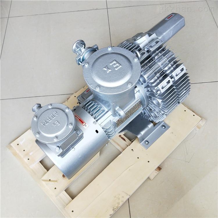 2HB710-AH26-3KW油气回收设备环形鼓风机