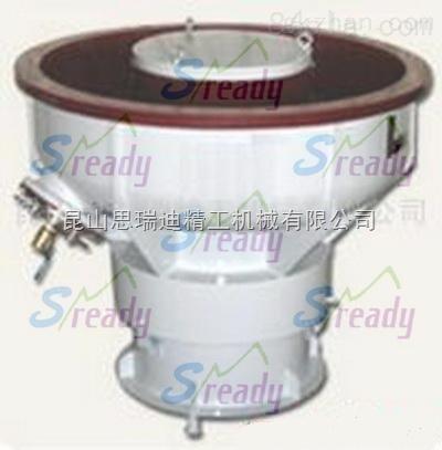 宁波温州金属表面抛光处理机 金属件去毛边振动研磨机