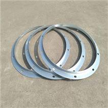 花都螺旋风管厂家专业生产镀锌风管配件法兰