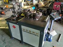 WS-80臥式液壓角鋼卷圓機WS-100角鋼彎圓機