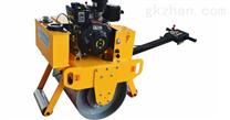 手扶式重型单轮压路机