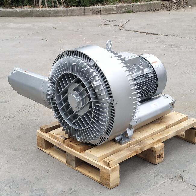 哈尔滨,粮食扦样机专用高压鼓风机(7.5KW)扦样机专用双叶轮漩涡高压鼓风机