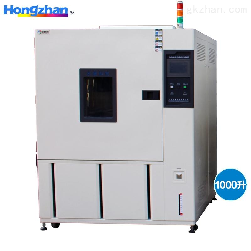 武汉光纤大型可程序恒温恒湿试验机
