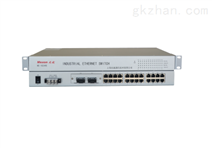 机架式百兆非网管工业以太网交换机