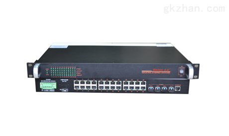 机架式全千兆网管型工业以太网交换机