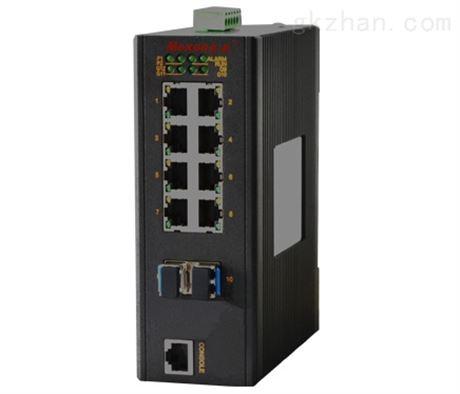 模块化卡轨式千兆网管型工业以太网交换机