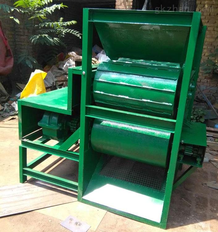 易拉罐回收加工设备 铝盒单个压扁机