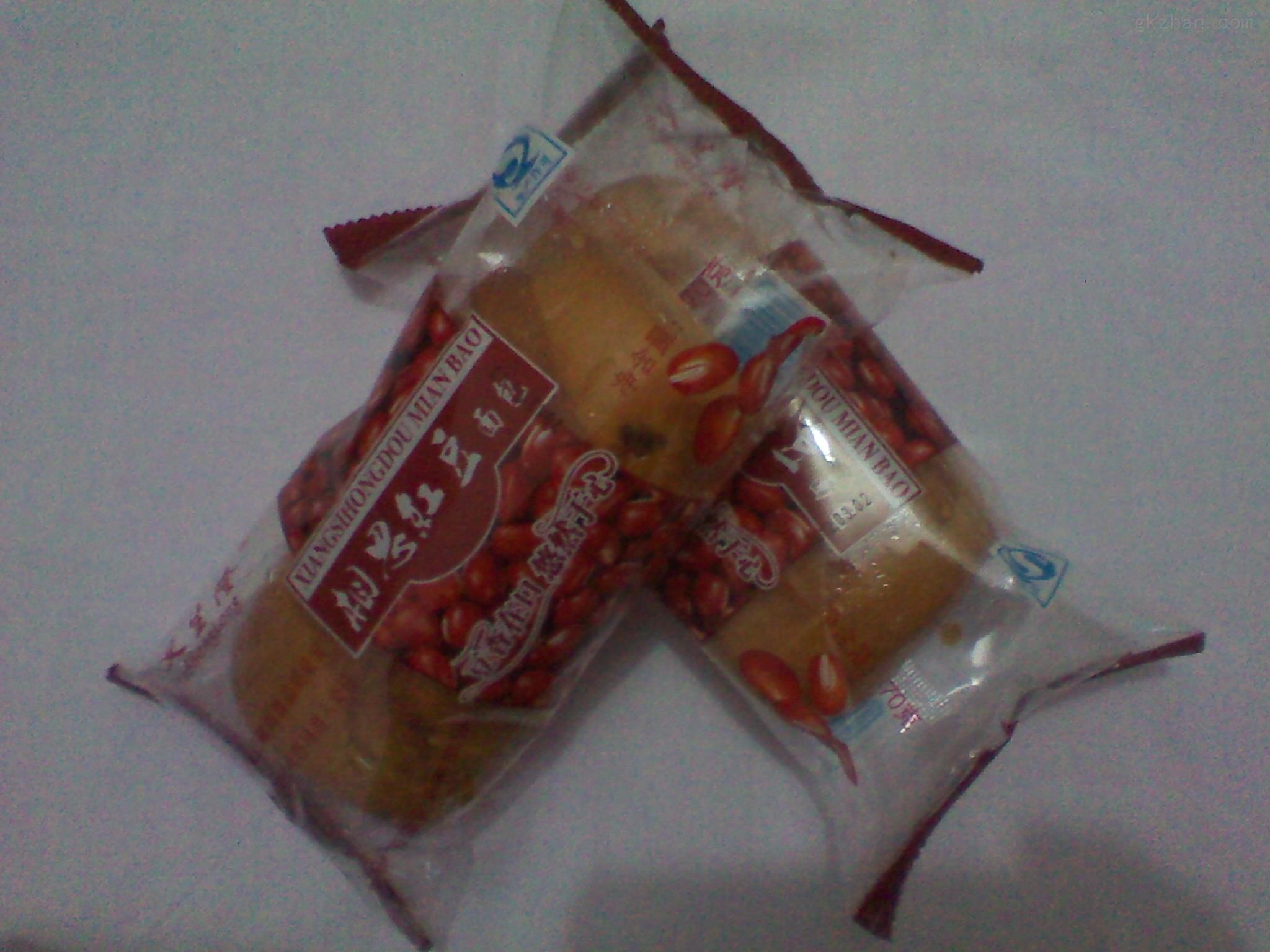 佛山面包糕点食品自动包装机械