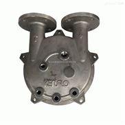 不锈钢真空泵配件 肯富来液体脱气机侧盖