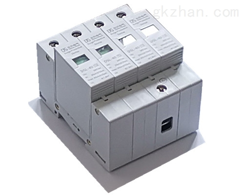 陕西东升TPS-65二级放电电流65KA浪涌保护器