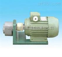 恒运液压CB-B系列齿轮油泵价格