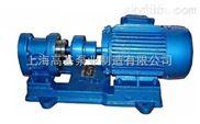 圆弧齿轮式润滑油泵 不锈钢高压齿轮泵头