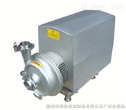 泵体法兰连接卫生级离心泵