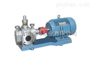 用于液压传动系统的YCB不锈钢圆弧保温泵