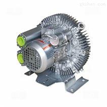 0.55KW曝气高压气环式风机