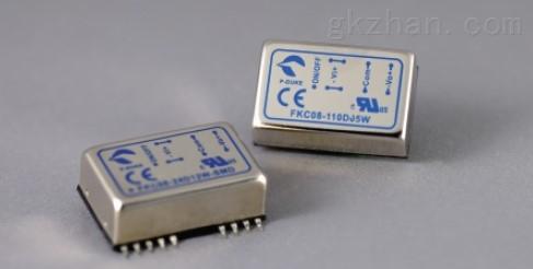 FKC08W系列DC-DC电源转换器 FKC08-24S3P3W