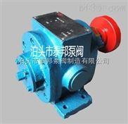 泰邦高压齿轮泵-ZYB-12/2.5B