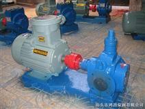 YCB圆弧泵 圆弧齿轮油泵 保温圆弧泵 不锈钢圆弧泵