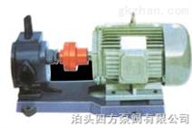 BWCB保温泵保温齿轮泵