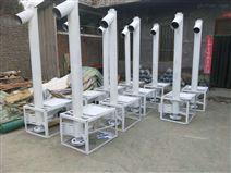 專業生產傾斜式絞龍輸送機 圓管式送料機