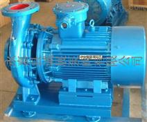 诚展泵阀厂家直销ISWR卧式热水单级管道离心泵