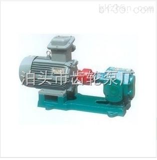 渣油泵、齿轮泵