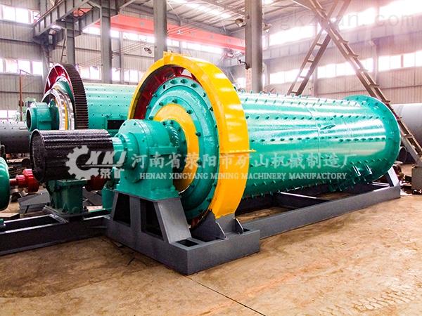 日产400吨石灰球磨机智能化模式得到应用