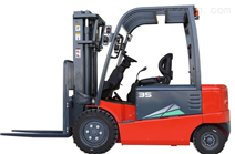 四支点 1-1.5吨窄车身蓄电池平衡重式叉车