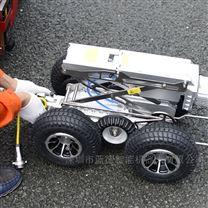 CCTV管道检测机器人,高效市政检测