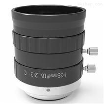 工业镜头35mm5MP F1.6 2/3C接口 FA镜头