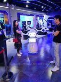 湖南怀化注册送59短信认证展厅展馆自动讲解机器人