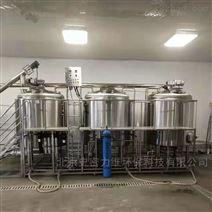 德國啤酒設備生產線設備100-5000升量身定制