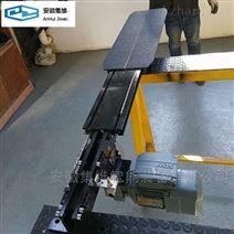 堆垛機自動伸縮托板