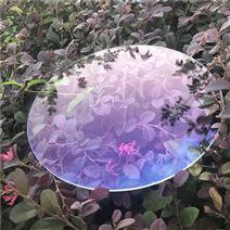 AR玻璃双面增透,紫红色膜层减反射玻璃