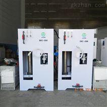 广东阳江原水消毒设备次氯酸钠发生器案例图