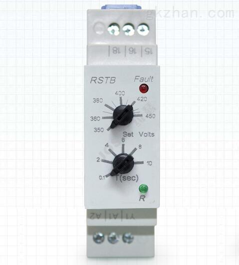 DHC1X-T相电压相序保护器(RSTB)