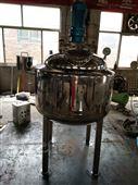 榆树不锈钢提取罐发胶罐天城机械设备